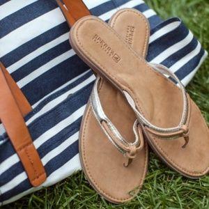 Sperry Top-siders Calla Platinum Sandals